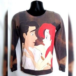 Disney Little Mermaid Sweater